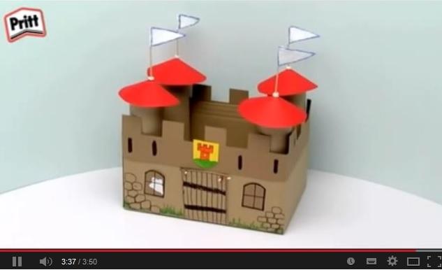 Manualidades castillos medievales imagui - Manualidades castillo medieval ...
