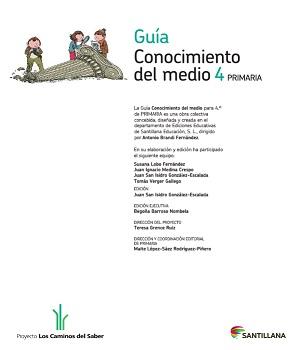 RECURSOS TIC-TAC - Conocimiento del medio - 2º Internivel - Cuarto curso